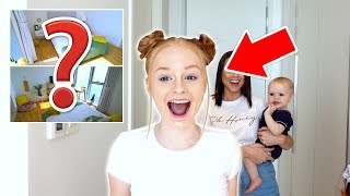 MIA'S ROOM MAKEOVER TRANSFORMATION!!
