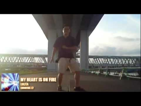 【パラパラ】MY HEART IS ON FIRE / LOLITA