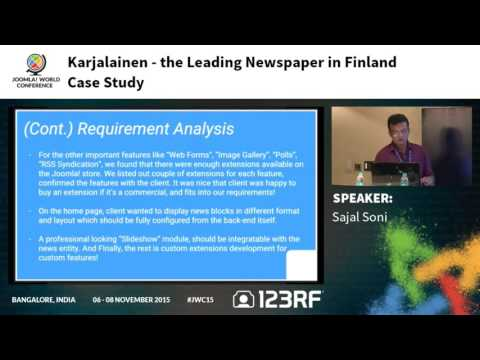 JWC15 - Karjalainen - The leading newspaper in Finland