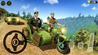 US Military Transporter : Army Vehicle Driving | Military Transporter Moto Bike Driving APK