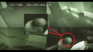The 5 Most Realistic GHOST VIDEOS Caught by CCTV Cameras
