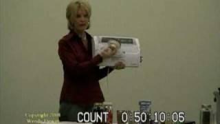 Wendy Dewitt -- Food Storage Seminar, Part 8 of 9.
