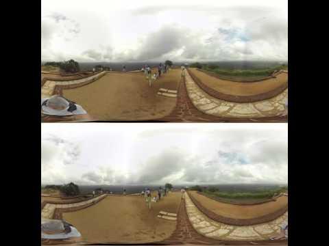 3D360Sigiriya, Sri Lanka-3(Top, Palace Ruin)