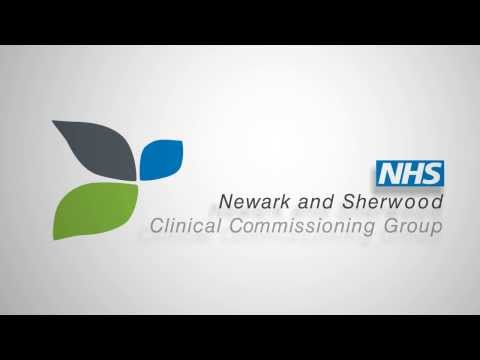 NHS Sherwood - Animated Logo - By animatID