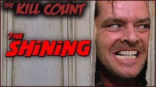 The Shining (1980) KILL COUNT