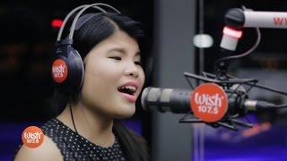 """Pauline Agupitan covers """"Kung Iniibig Ka Niya"""" (Laarni Lozada) LIVE on Wish 107.5 Bus"""