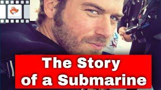 "Kıvanç Tatlıtuğ in the Netflix series ""The Story of a Submarine"""