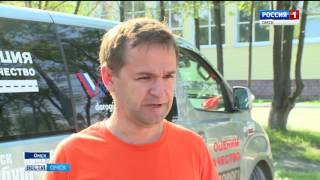 Омские магистрали проверила инспекция ОНФ