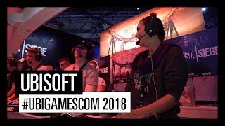 Ubisoft announces gamescom 2018 lineup