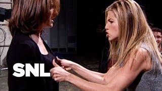 Jennifer Aniston Monologue: Fight Club - Saturday Night Live