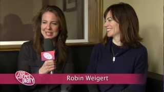 Robin Weigert and Maggie Siff of 'Concussion' at the 2013 Sundance Film Festival
