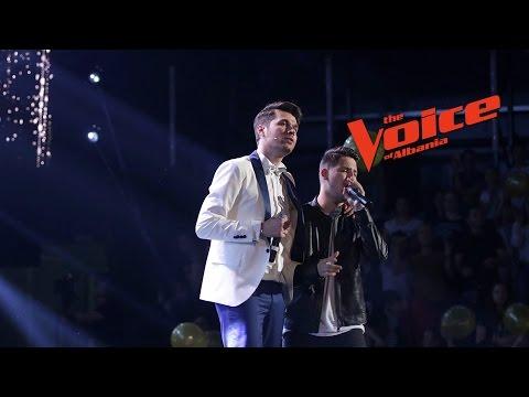 Klinti Çollaku dhe Alban Skënderaj – Stole the show – Finale - Netët Live – The Voice of Albania 6