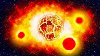 Một hành tinh mới có ba mặt trời