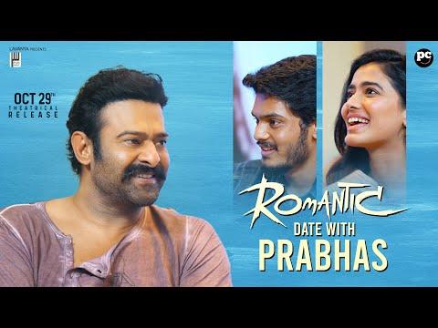 Darling Prabhas interviews Akash Puri and Ketika ahead of Romantic release