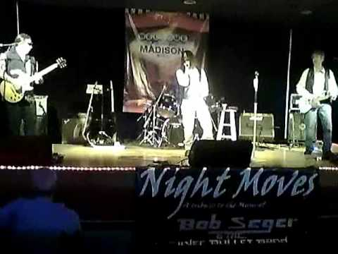 Night Moves cover Bob Seger - Let it Rock
