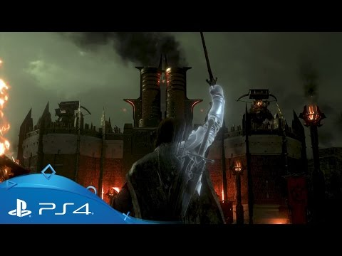 Middle-Earth: Shadow of War | Åpen verden-trailer | PS4