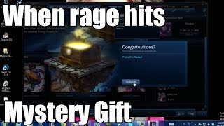 League of Legends Rage Pulsefire Ezreal Mystery Gift