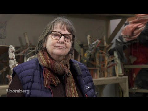 The Physical, Terrifying Boldness of Phyllida Barlow | Brilliant Ideas Ep. 57