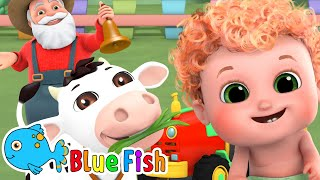 Old macdonald had a farm - Ultra HD 4K - nursery rhymes and baby songs for toddler | Bundle of Joy