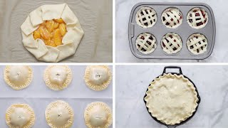 6 Pies You Can Make Without a Pie Pan