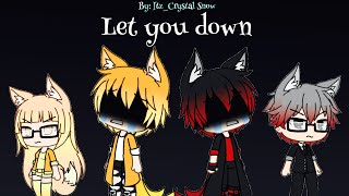 Let you down GLMV