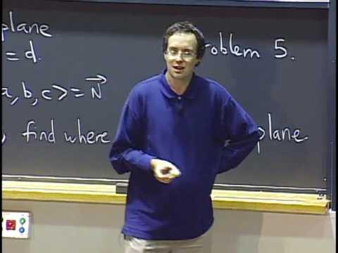 Baixar Lec 7 | MIT 18.02 Multivariable Calculus, Fall 2007