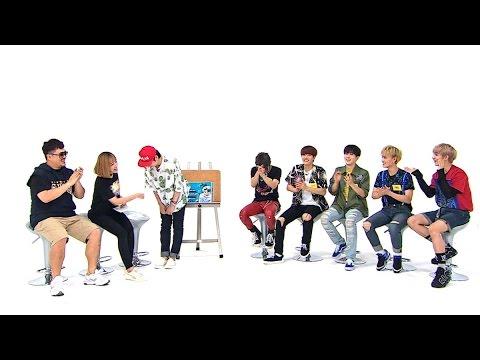 [LIVE CUT/HD] 160824 NCT 127   Weekly Idol EP 265