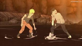 Naruto 「AMV」 Naruto vs sasuke final fight courtesy call