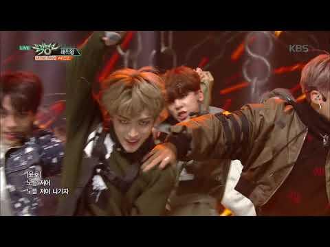 뮤직뱅크 Music Bank - 해적왕 - 에이티즈(ATEEZ).20181102
