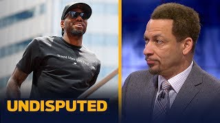 Chris Broussard: Raptors are 'in danger of losing' Kawhi, says Clippers have edge | NBA | UNDISPUTED