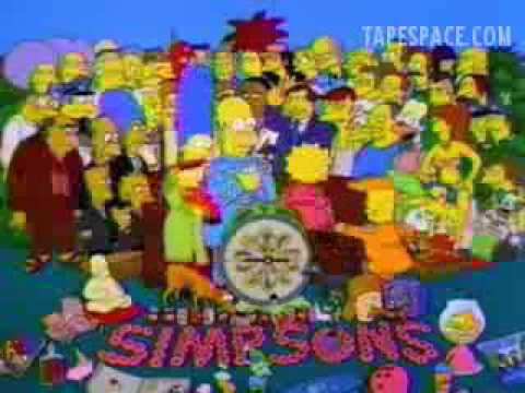Simpsons Intros, Simpsons Intros