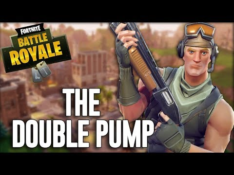 Have You Seen My Double Pump? Fortnite Battle Royale Gameplay - Ninja