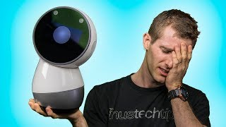 TERRIBLE $900 Party Trick – Jibo Review