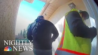 Concern Over Police Use Of Ring Doorbells As Crime Fighting Tool | NBC Nightly News