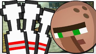 Minecraft | GRAVITY GUN BOWLING ALLEY!! | Custom Mod Adventure