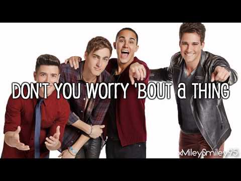 Baixar Big Time Rush - Untouchable (with lyrics)