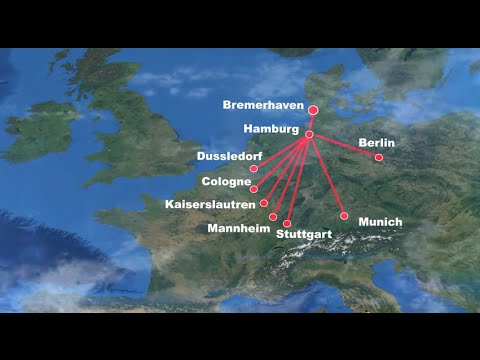 Ship Vehicle to Germany from USA | Schumacher Cargo