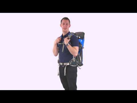 video Freedom Child Carrier – Start them hiking when young