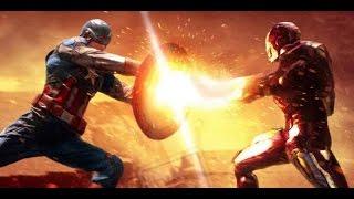 Civil War-Người Sắt vs Đội Trưởng Mỹ phần 1