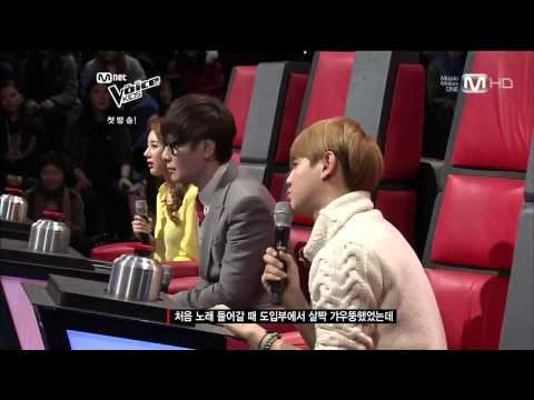 [720] 130104 Mnet Wide Voice Kids EP1 full show - Yoseob