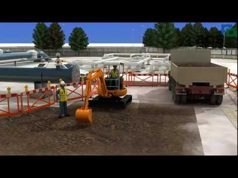 ACS Construction Group Ltd - Gas Transmission Animation