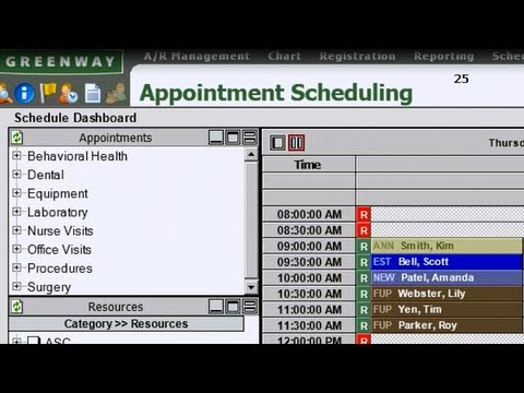 Greenway PrimeSUITE Practice Management Overview