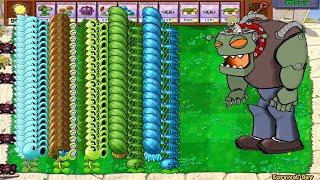 Plants vs Zombies Epic Hack Team Tall Nut Wall-nut vs