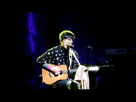 盧廣仲 - 無敵鐵金剛 @ 有吉他的流行歌曲音樂會廣州站