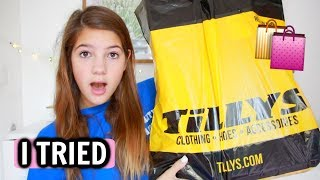 I tried shopping at Tillys for the first time; should you?
