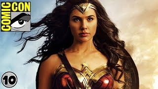 Wonder Woman 1984 Footage Revealed at SDCC