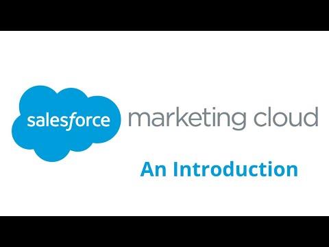 Salesforce Marketing Cloud Tutorial for Beginners   Salesforce Marketing Cloud Training - igmguru