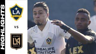 HIGHLIGHTS: LA Galaxy vs. LAFC | May 08, 2021