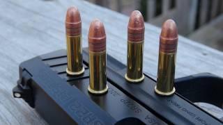 .22 Handgun for Self-Defense?  CCI 40 gr Mini-Mag Test