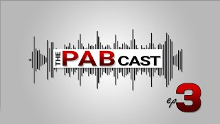 The PABcast [A PAB Productions Podcast] Ep3 - Story Time
